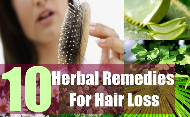 10 herbal remedies for hair