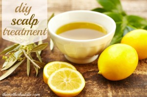 How to Make a Homemade Coconut Oil Scalp Treatment