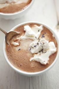 How to Make Lavender Hot Chocolate
