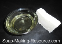 How to Make Castile Bar Soap ~ a Recipe & Tutorial