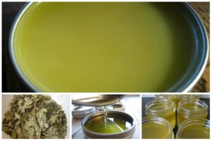 A Recipe for a Homemade Vapor Rub Salve