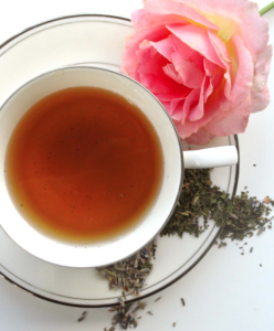 Sleep Better with a Chamomile & Lemon Balm Tea