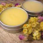 How to Make Mandarin Nutmeg Lip Balm