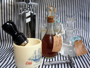 Homemade Aftershave/Tonic for Men