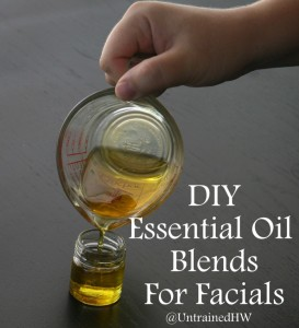 How to Make Your Own Homemade Face Oils