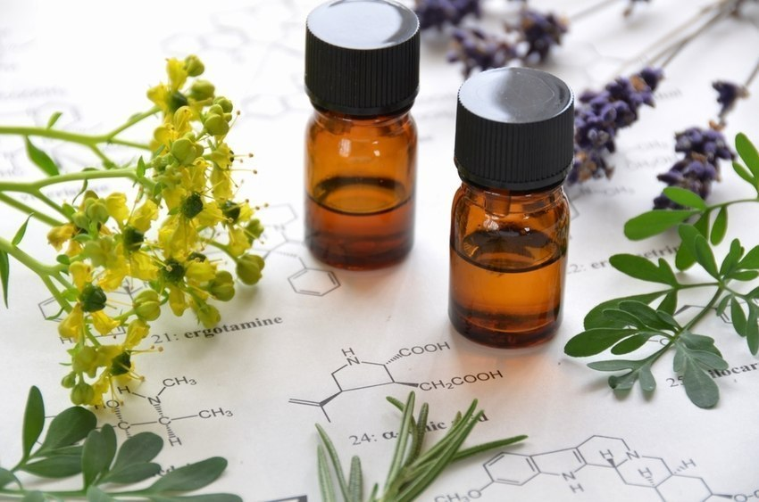 Essential oils for cancer cure