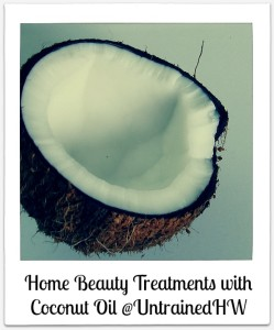 Home Beauty Uses for Coconut Oil