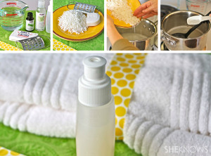 Homemade Lemongrass Body Wash