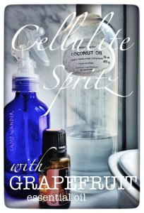 How to Make an Organic Cellulite Spritz
