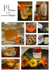 14 Creative Ways to Use Ginger