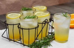 5 Refreshing Summer Sips with Rosemary