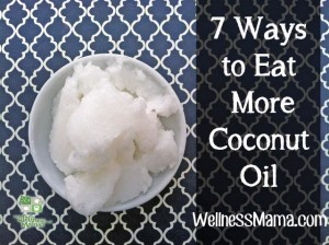 7 Ways to Eat More Coconut Oil