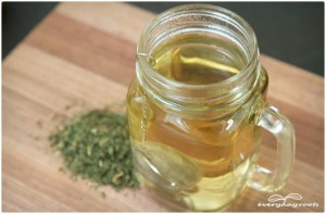 Take the Sting Out of Your Joint Pain with Nettle Tea