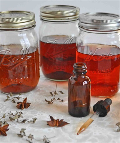 How to Make your own Herbal Tincture