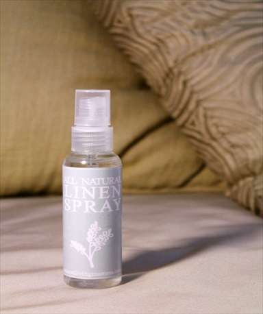 How to Make an All-Natural Linen Spray