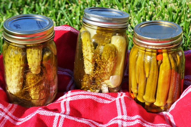 How to Make Garlic Ginger Pickles