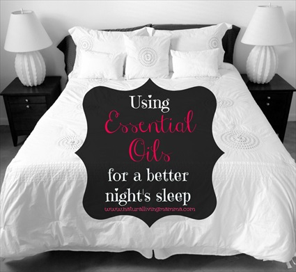 Essential Oils for a Better Night's Sleep