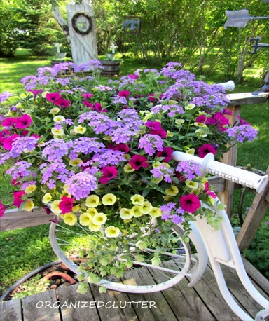 Add a Bike to Your Garden Just for the Fun of It