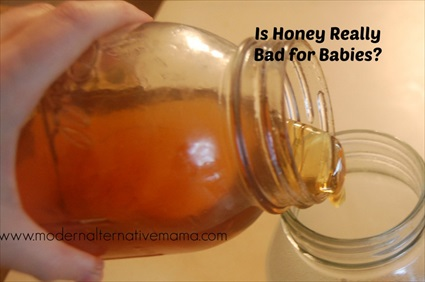 Is Honey Really Bad for Babies?