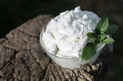 Homemade Lavender Mint Herbal Body Butter