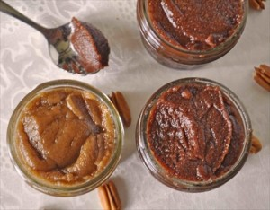 Healthy Raw Nut butter and Honey Chocolate Pecan Butter Recipes