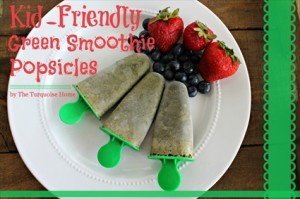 Kid Friendly Green Smoothies