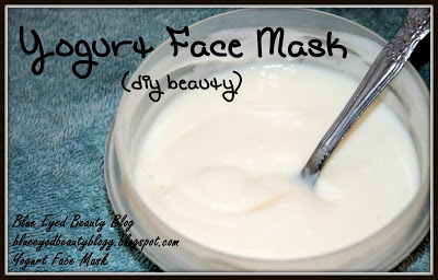 How to Make a Yogurt Face Mask