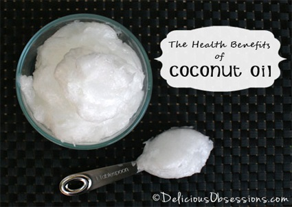 Top 5 Ways to Use Coconut Oil