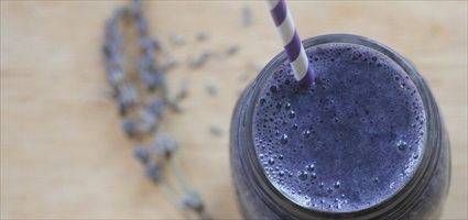 Lavender Smoothie Recipe