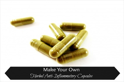 Herbal Anti-Inflammatory Capsules