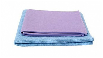 Cleaning with Microfiber Cloths…No Chemicals Required!