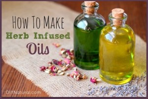 How to Make an Easy Herbal Oil Infusion