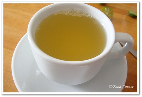 Homemade Honey Lime Tea Recipe