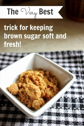 The Very Best Trick for Keeping Brown Sugar Soft and Fresh