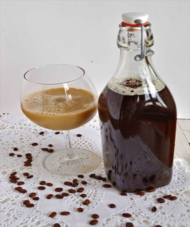 How to Make Kombucha Coffee