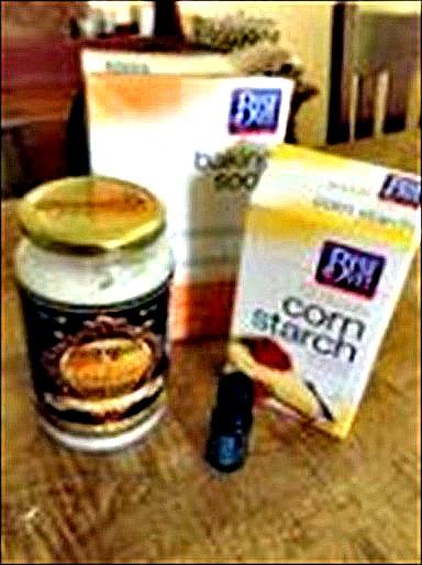 DIY Deodorant Paste Recipe