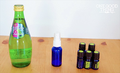 Homemade Fresh Facial Mist Recipe