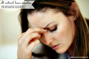Home Remedies for Headaches ~ a Migraine Relief Herbal Tea Recipe