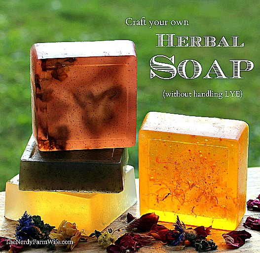 How to Make Soap Without Lye (Sort of)