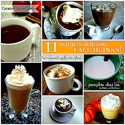 11 Warm And Delicious Fall Drink Recipes