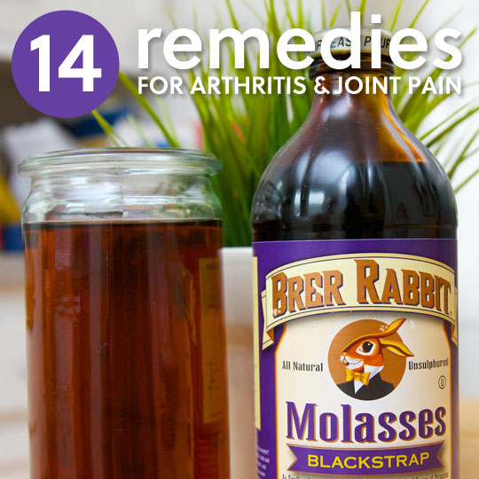 14 remedies for arthritis