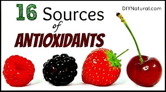 16 Antioxidant Foods