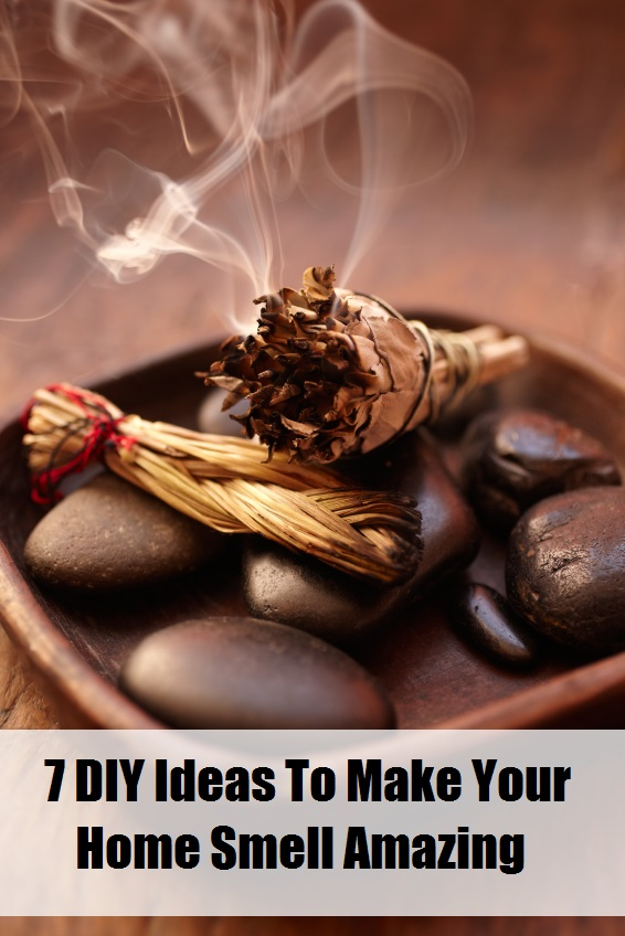 7 DIY Scent Ideas