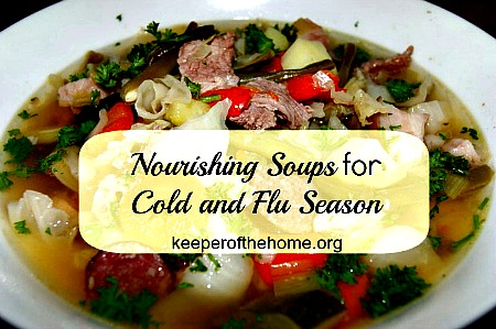 15 Nourishing Soup Recipes for the Cold and Flu Season
