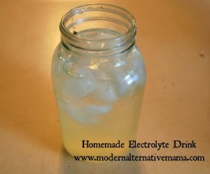 How to Make a Homemade Electrolyte Drink (Sports Drink Replacement)