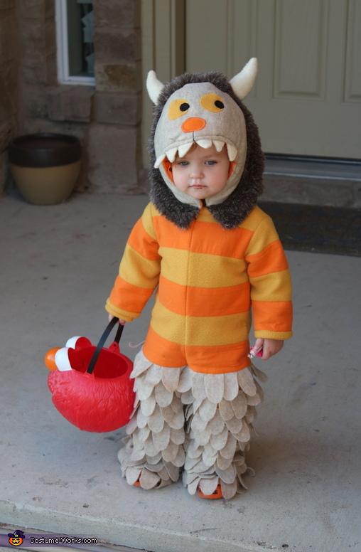 halloween wild thing