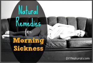 10 Natural Home Remedies for Morning Sickness