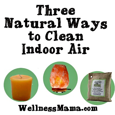 3 Natural Ways to Clean Indoor Air