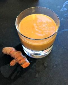 Orange Turmeric Smoothie