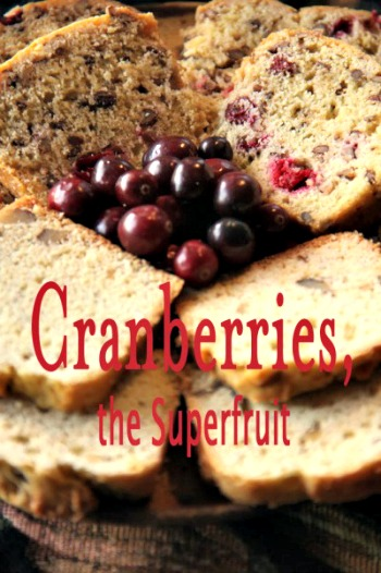 Homemade Cranberry Bread Recipe